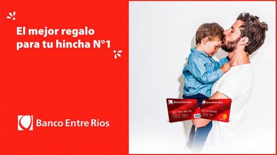 Las promociones para el Día del Padre con Tarjetas Banco Entre Ríos