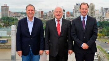 El gobernador Bordet asumirá la presidencia de la Región Centro