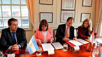 Entre Ríos trabajará en conjunto con nación en la lucha contra el narcotráfico