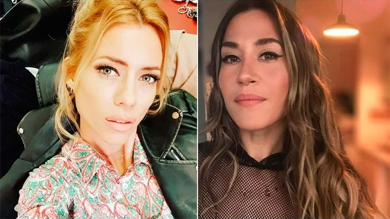 Guerra de ex: Jimena Barón enfrentó a Nicole Neumann