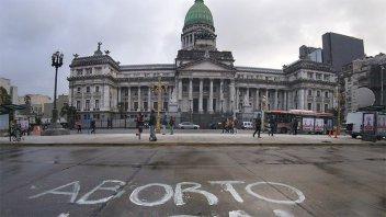 Despenalización del aborto: Puntos centrales del proyecto a debatir en Diputados