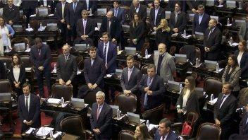 Diputados: el presupuesto se votará en general y en particular en una sola vez