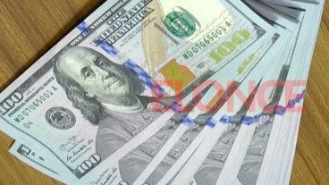 El dólar bajó y cayó por debajo de los $ 28 por primera vez en cinco días
