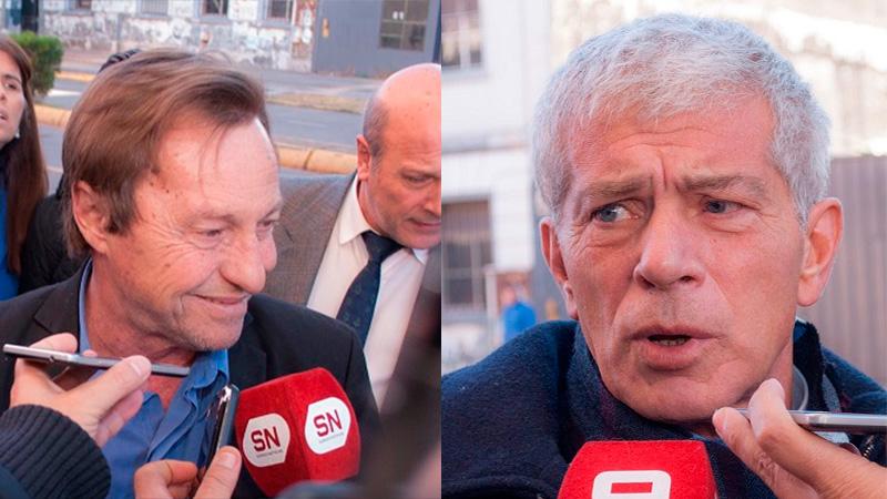 Varisco y Cúneo Libarona en Tribunales.