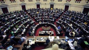 Con la firma de 18 gobernadores, la adenda al Pacto Fiscal ingresó a Diputados