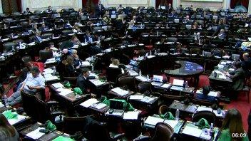 En vivo: Ausencias de diputados serán claves en la votación sobre el aborto