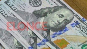 El dólar baja 58 centavos: El Banco Central anunció que hará subastas