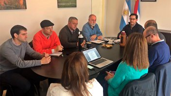 Entre Ríos avanza en proyecto definitivo para hacer frente al cambio climático