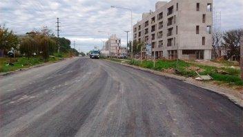 Se habilita una nueva conexión vial en el sur de la ciudad