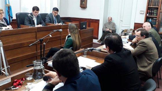 Nahir Galarza deslizó un posible motivo sobre el crimen de Fernando Pastorizzo
