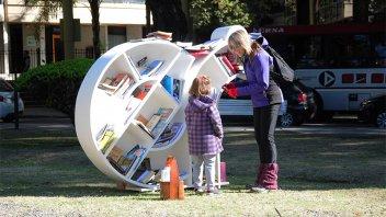 Con diversas actividades, se celebró el Día Nacional del Libro en Paraná