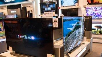 El Mundial de Fútbol provocó un récord de venta de televisores