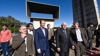 Harán un nuevo auditorio y remodelarán el Complejo Social del Túnel Subfluvial