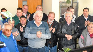 Asumió la Comisión Directiva del sindicato vial