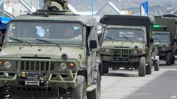Deterioro de las Fuerzas Armadas: La mayoría de los equipos están obsoletos