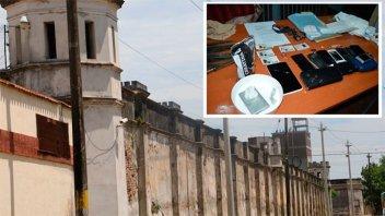 Tres detenidos con cocaína fueron trasladados a la cárcel de Gualeguaychú
