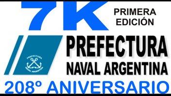 La primera edición de la Maratón de Prefectura en Concordia será el 30 de junio