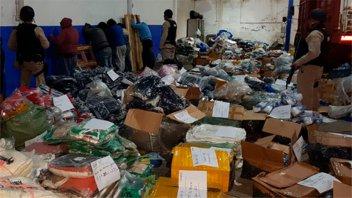Desbarataron importante contrabando ingresado desde el Uruguay