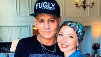 El actor Johnny Depp confesó contra qué enfermedad lucha