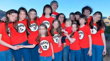 EE.UU: Detalles del horror que sufrieron los 13 hijos de la pareja secuestradora