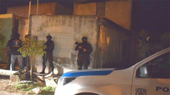 Narcomenudeo: detuvieron a ocho personas y secuestraron  marihuana y cocaína