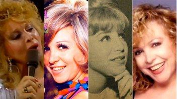 Murió Violeta Rivas, una voz emblemática de la canción popular