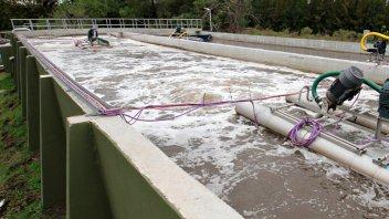 Avanza la implementación del plan de agua y saneamiento provincial