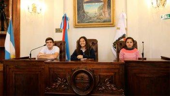 El Concejo Deliberante Estudiantil de Paraná cierra su ciclo 2018