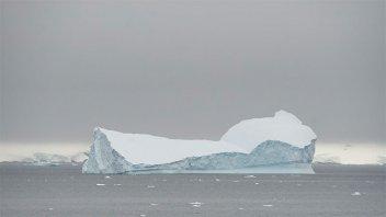 Arrastrarían un iceberg de la Antártida hacia una ciudad que se queda sin agua