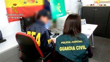 Cayó una red que traficaba éxtasis desde España a Argentina en pavas eléctricas