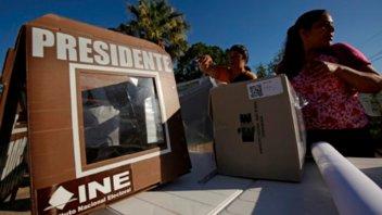 Elecciones en México: Comenzó el cierre de los centros de votación