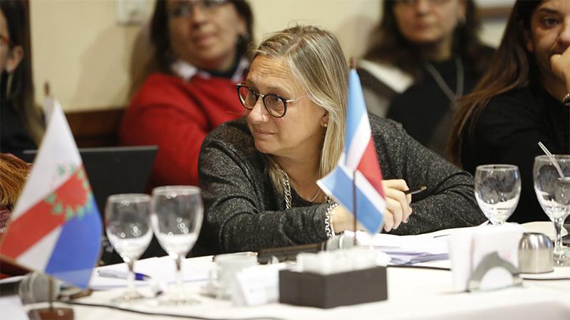 Marisa Paira, titular del COPNAF de Entre Ríos