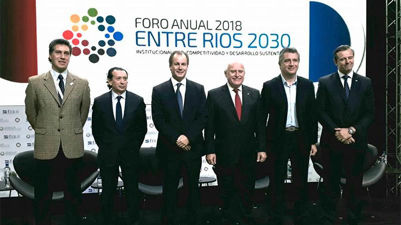 Se reúne en Paraná el Foro Anual Entre Ríos 2030
