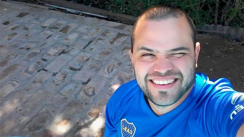 Diego Loza tenía 34 años y trabajaba como empleado municipal.