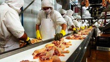 Dejaron cesantes a 20 trabajadores de una firma frigorífica