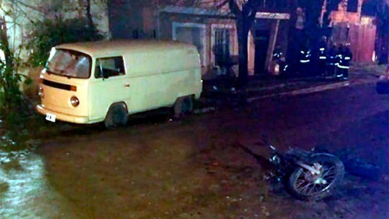 Fatal accidente en Colón