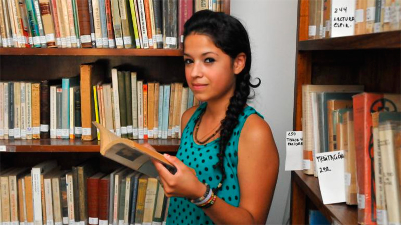 En 2012, Yohana trabajó en un bar. No cobró nunca. Pero siguió estudiando
