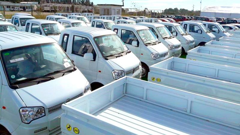 Ingresaron más de 200 vehículos a la Zona Franca de Concepción del Uruguay