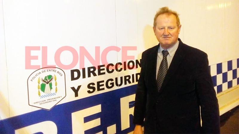 Comisario Müller, Jefe de la Dirección de Prevención y Seguridad Vial