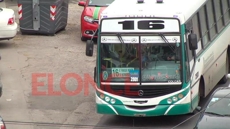 Anunciaron que se normaliza el servicio de transporte urbano de pasajeros