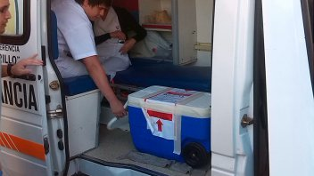Ocho personas accederán a trasplantes por dos operativos realizados en Paraná