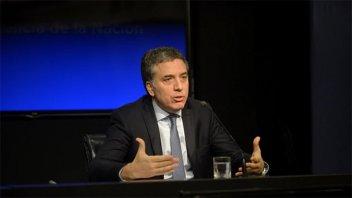 En Wall Street, Duvojne prometió que Argentina saldrá rápido de la crisis