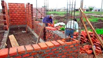 Advierten sobre la creciente pérdida de empleos en la construcción