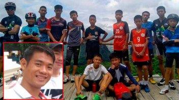 Afirman que la meditación ayudó a los chicos atrapados en la cueva de Tailandia