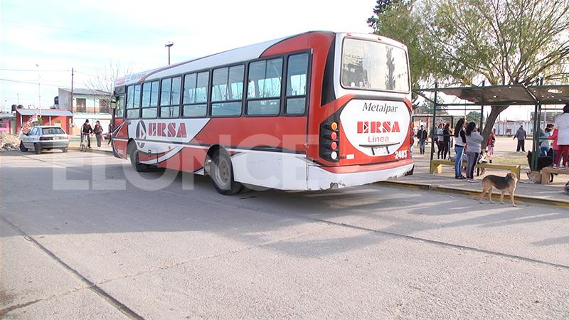Diez noches sin colectivos: Evalúan sancionar a empresas de transporte