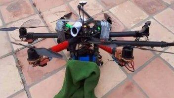 Un drone con granadas cayó en la casa de un funcionario mexicano