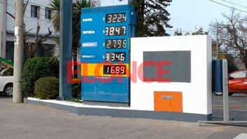 YPF subió los combustibles por tercera vez en el mes: Los precios en Paraná
