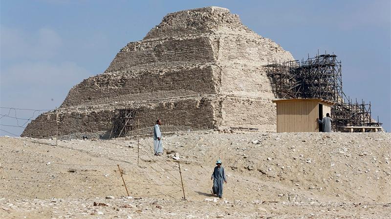 Egipto halla un taller de momificación cerca de El Cairo