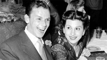 Murió a los 101 años, la primera esposa de Frank Sinatra