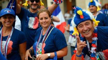 Los extranjeros con Fan ID podrán viajar a Rusia sin visado hasta 2019